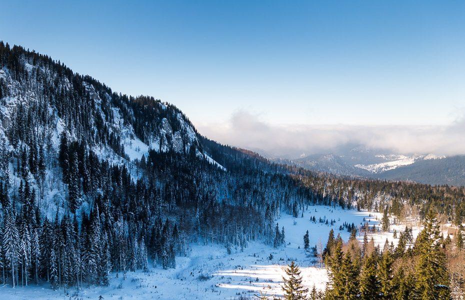 dinaric alps peaks