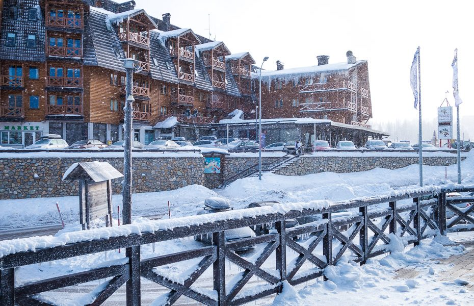 jahorina hotels skiing and spa
