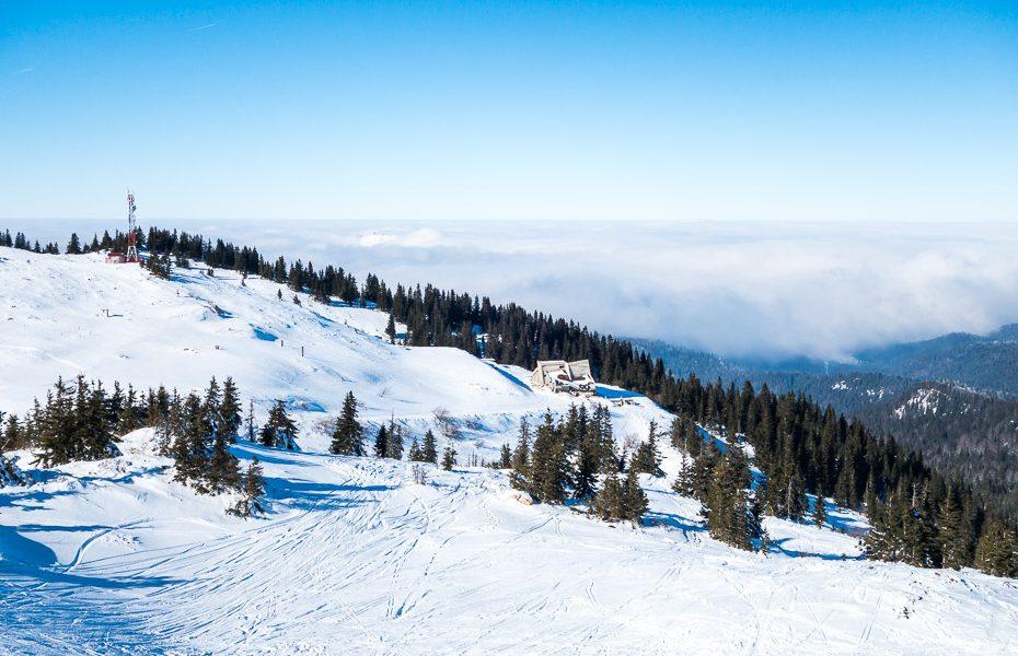 jahorina skiing