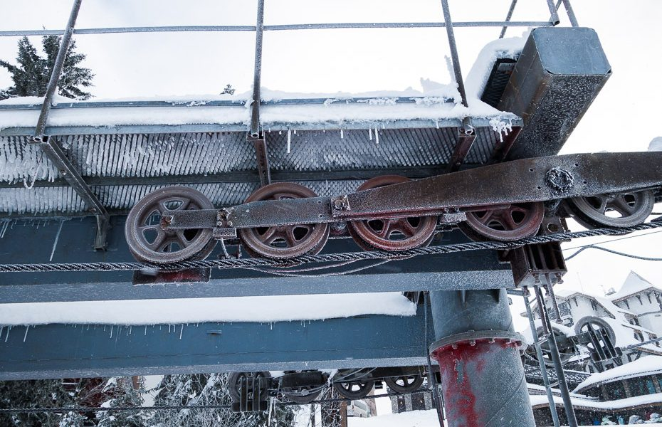 ski lifts from 1984 olympics