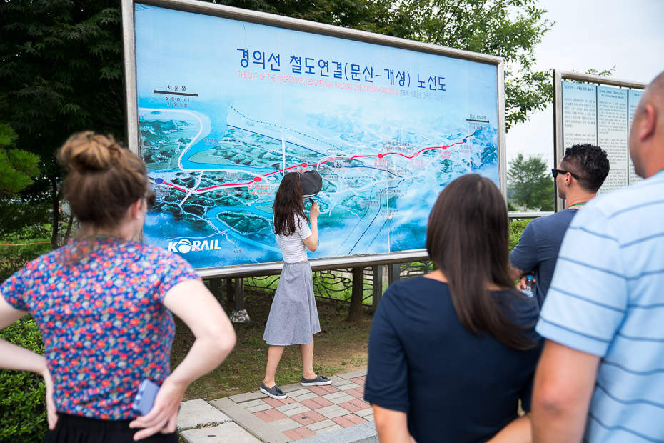 The Tour to the Border with North Korea – Demilitarized Zone and