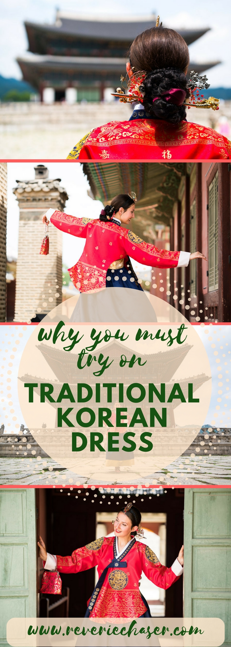 Why you should try on the traditional korean dress hanbok