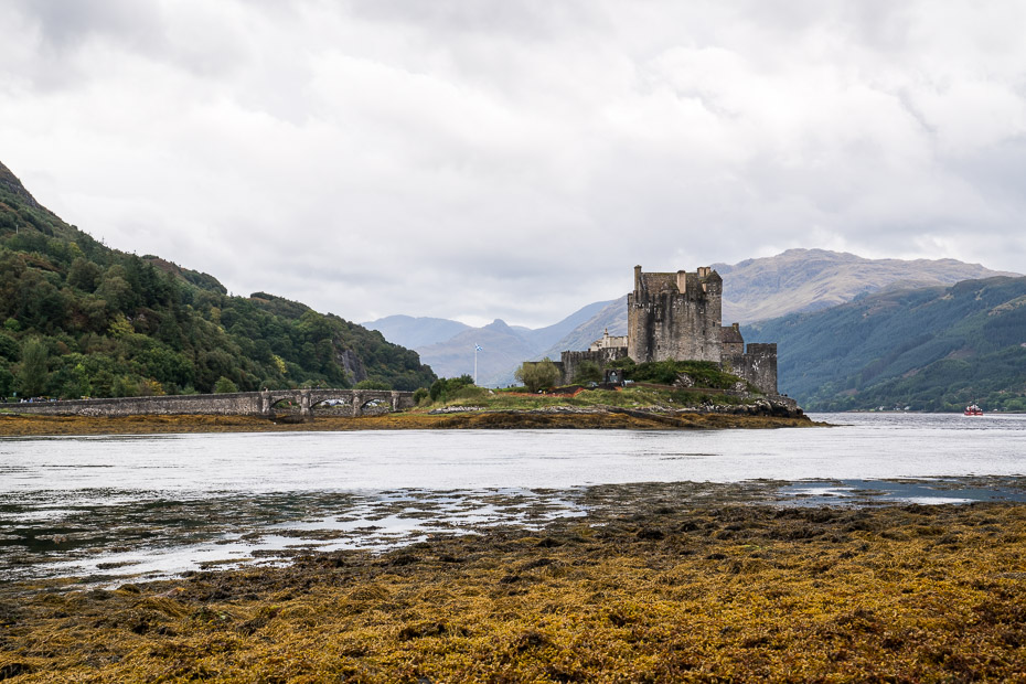 Most beautiful castles of Scotland