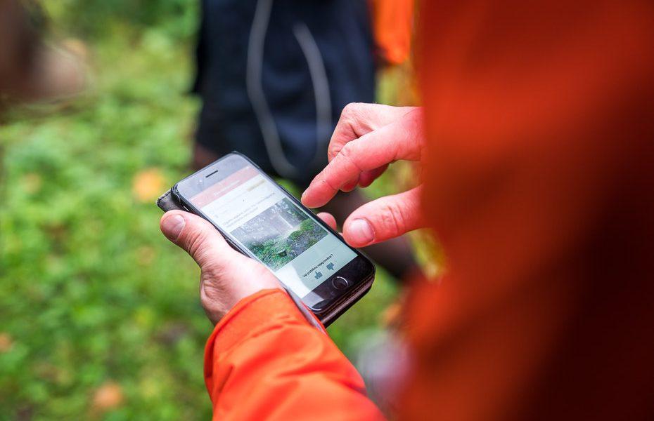 Sigulda app for tourists LMT