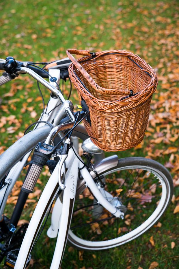 Biking paths in sigulda