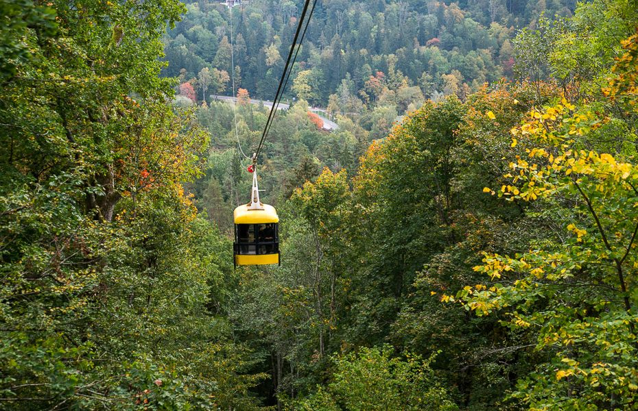 cable car prices sigulda
