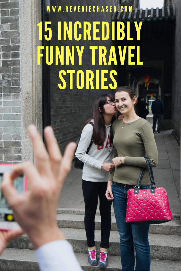 FUNNY TRAVEL  STORIES