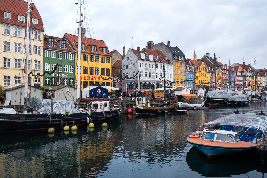 top sights on copenhagen