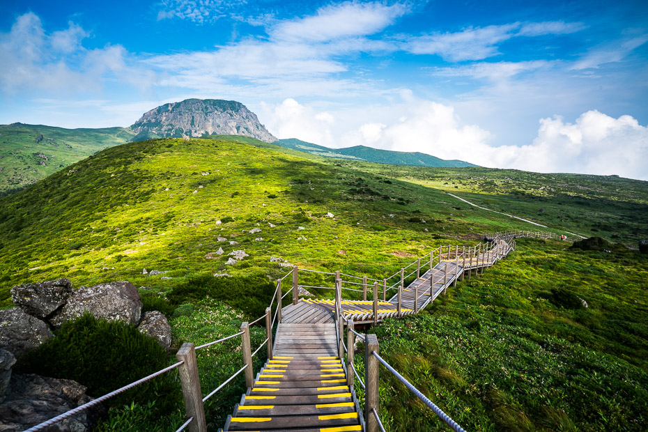 Exotic Jeju Island The Most Beautiful Place In South Korea