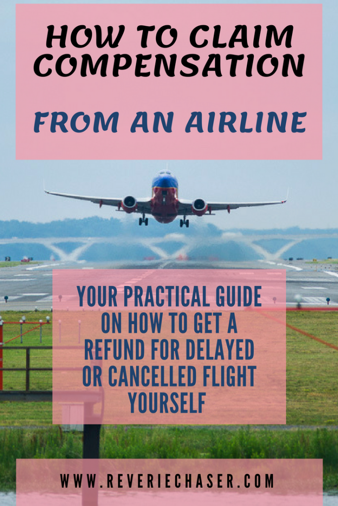How to claim compensation or refund for a cancelled flight from an airlines yourself? This practical guide will tell you everything you need to know on getting money from airline as per european comission law!