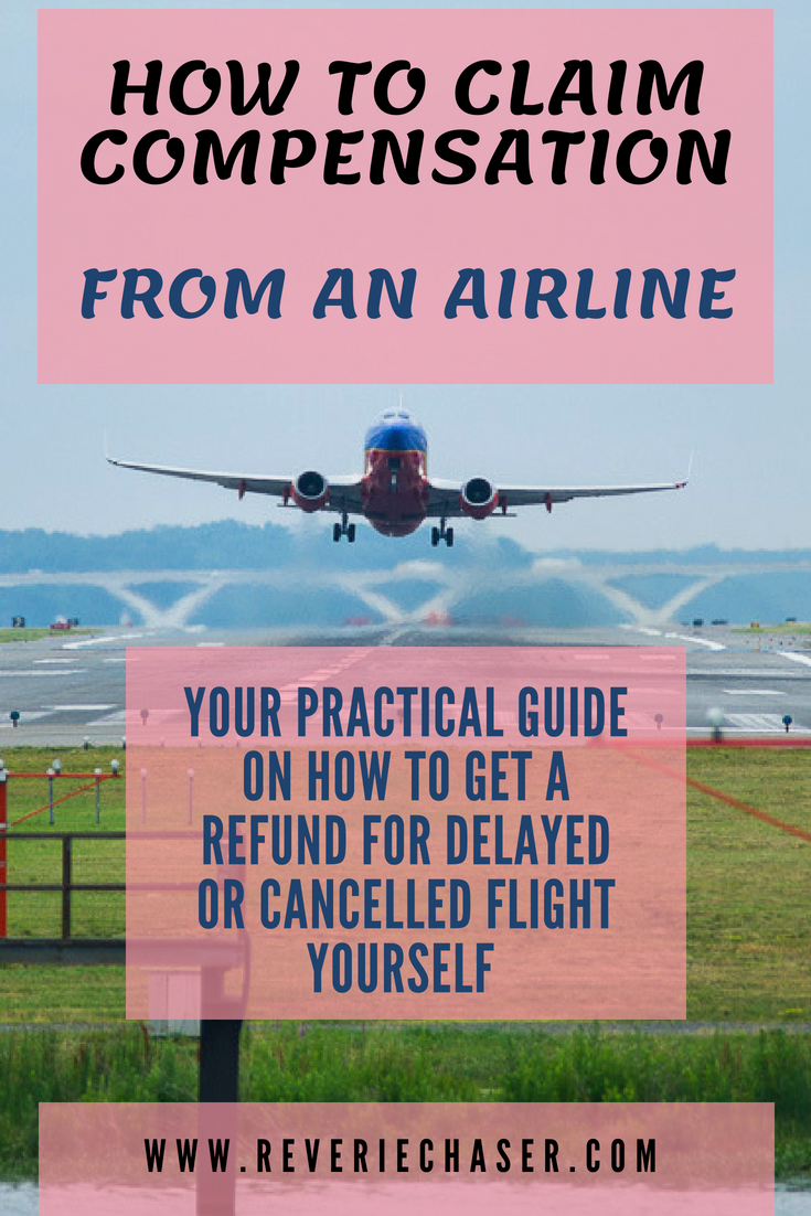 How to Claim Compensation from Airline for Delay or Cancellation
