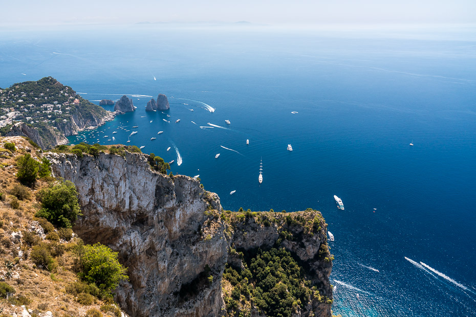 Daytrip to Capri