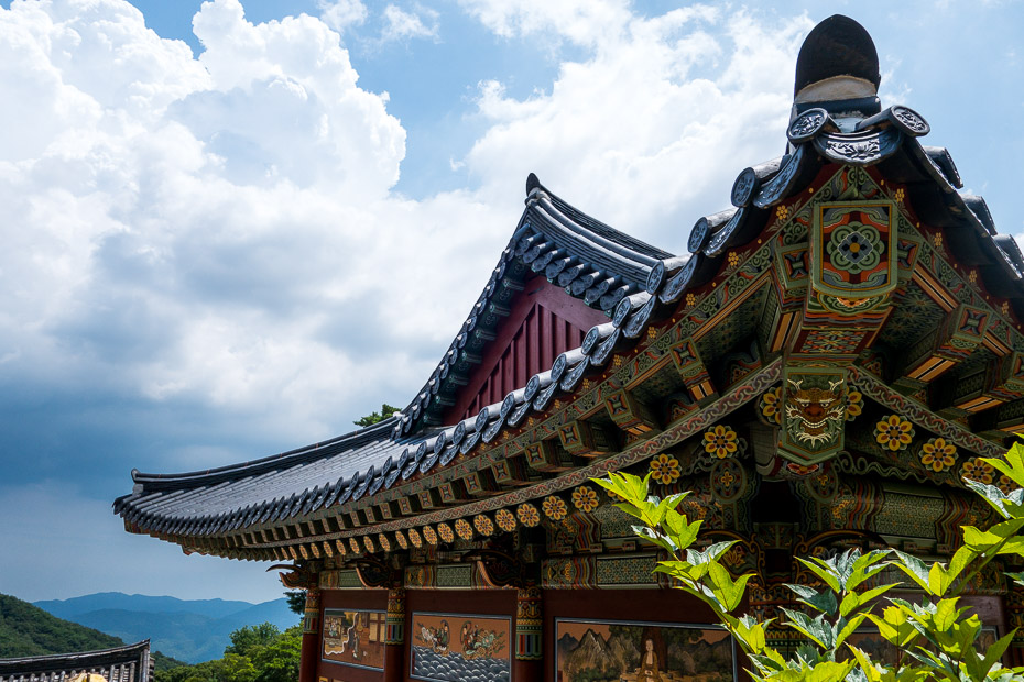 most beautiful places in korea