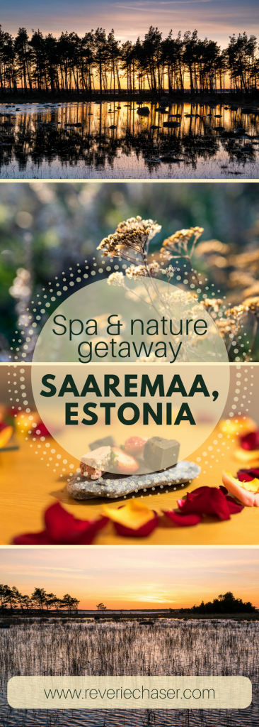 The most tranquil yet developed island for the whole family to have the best vacation at! Small babies, older kids and romantic couples will have the best time in Saaremaa in Estonia!