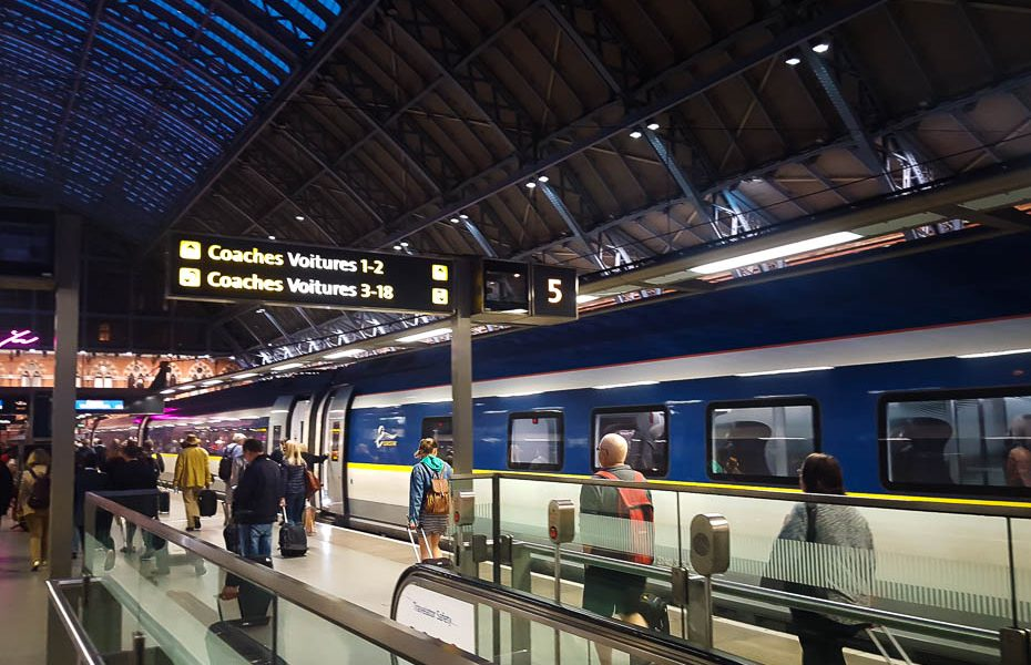 How to Claim Compensation for Eurostar Train Delay
