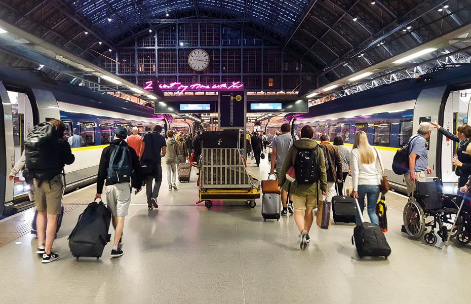 Eurostar Express Train from Brussels to London: Travel Review and What to Expect