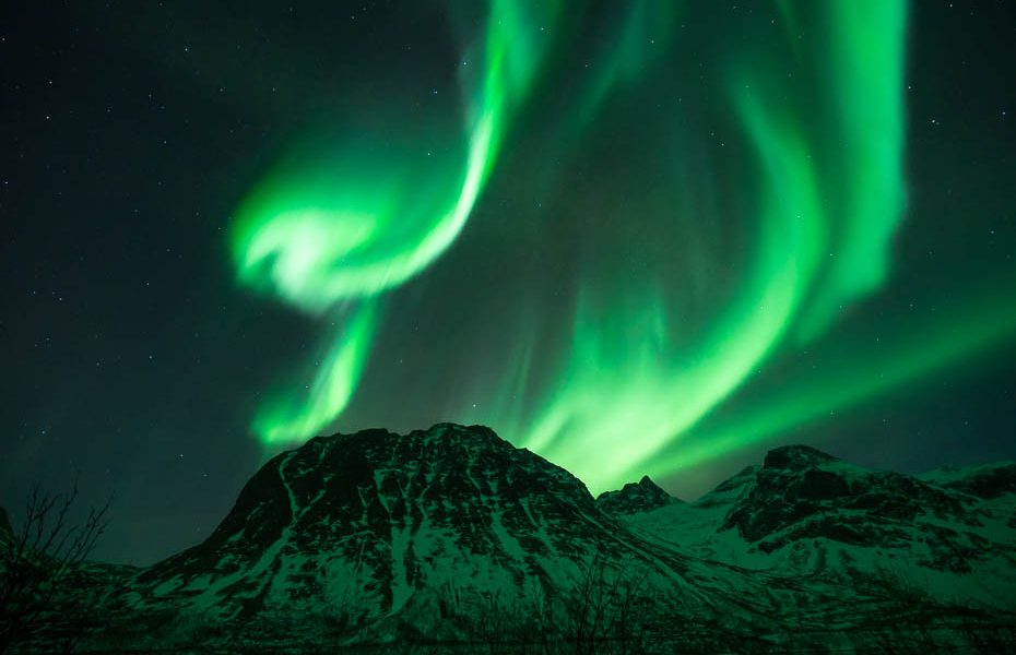 How to See Northern Lights in Tromso, Norway: Self Drive 4 Day Tour