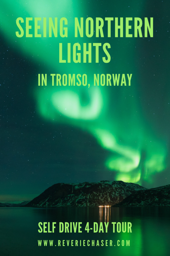 Have you ever dreamt of seeing the famous aurora - northern lights for yourself? Tromso in Norway is the best place to see aurora and sightings are guaranteed nearly every day! Read this post to find out everything you need to know!