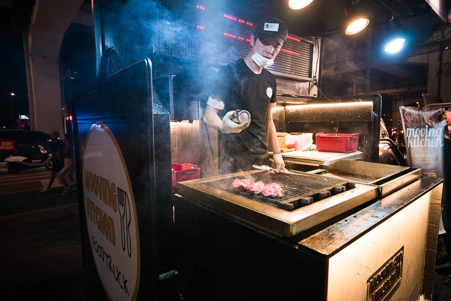 Korean BBQ foodtruck