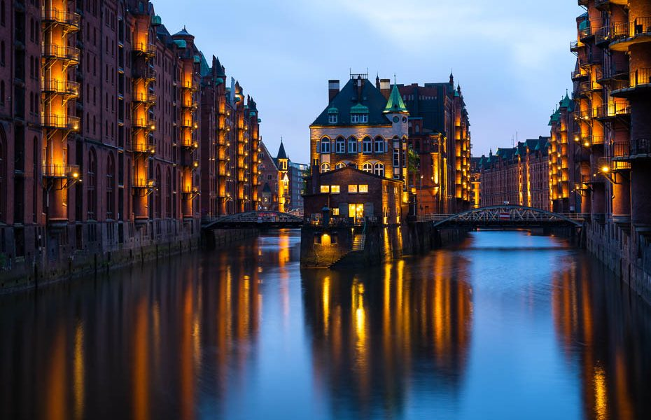 The best places to eat, shop and see in Hamburg