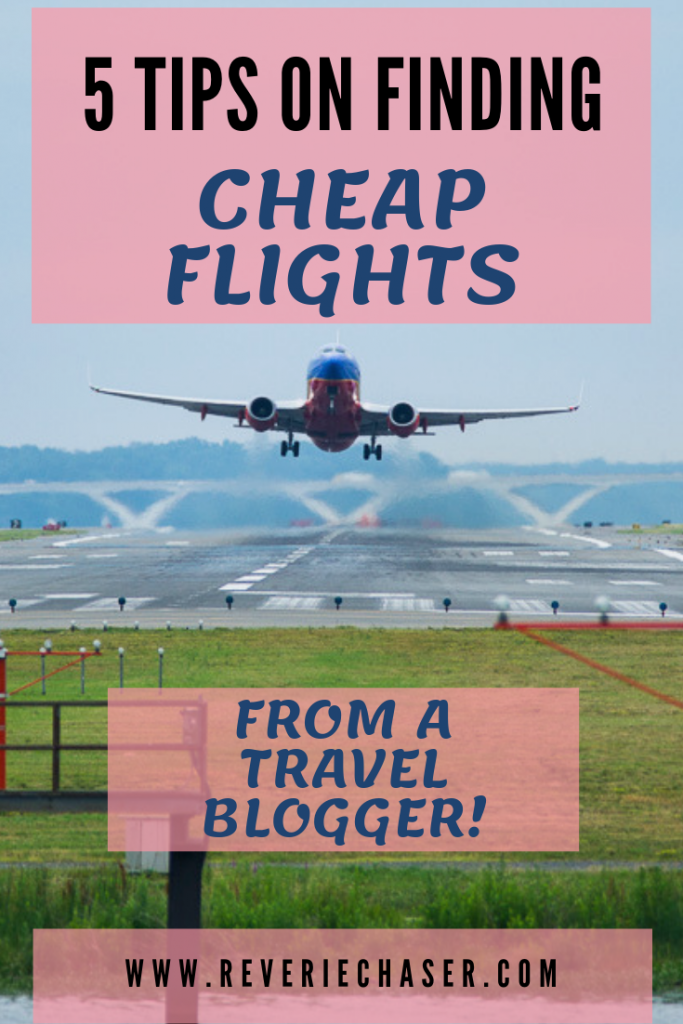 how to get good prices on flights