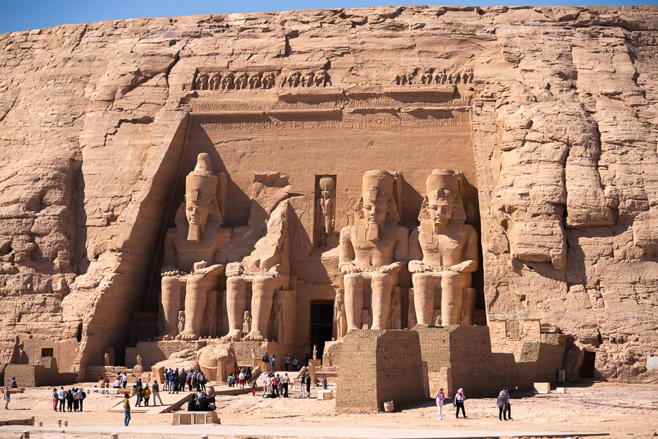 Abu Simbel trip review
