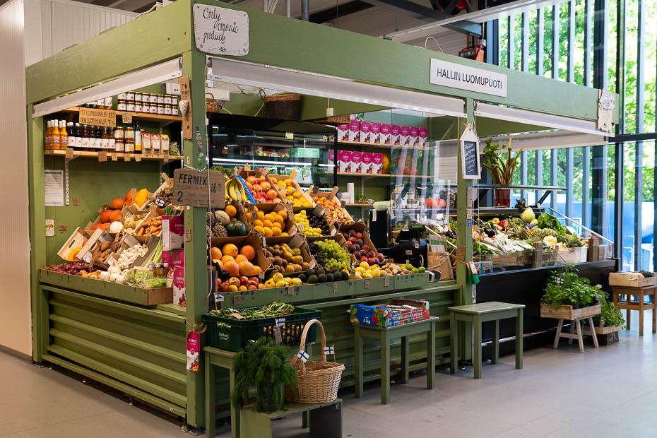 Kallio market
