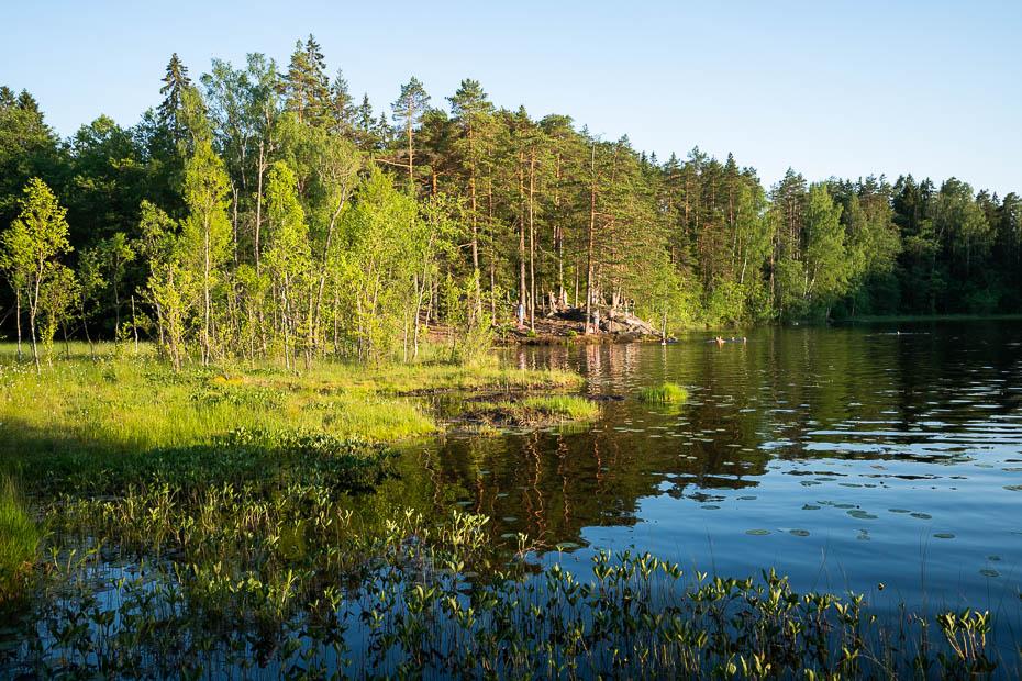 Myllyjärvi lake