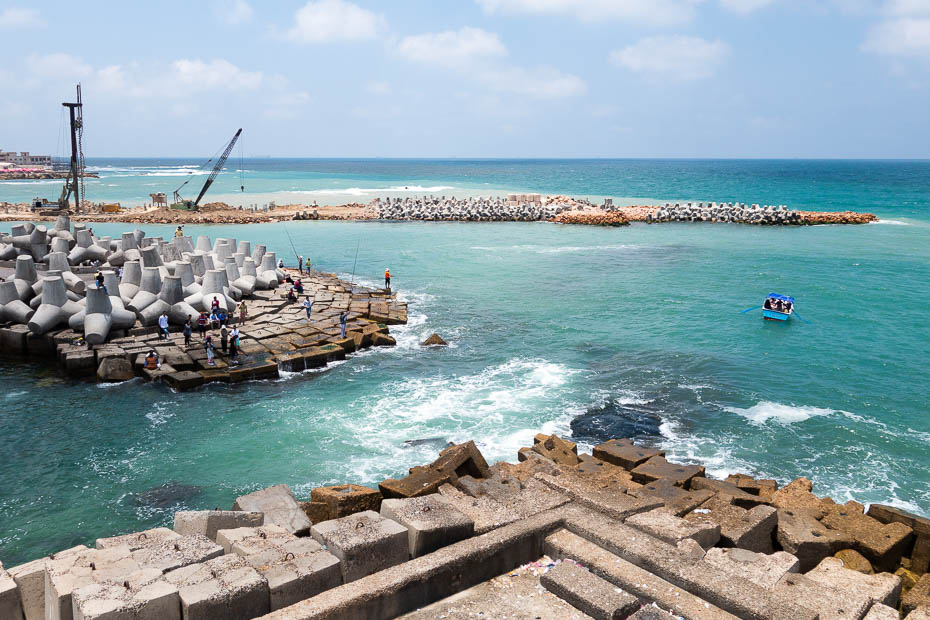 reasons why you should visit Alexandria in Egypt