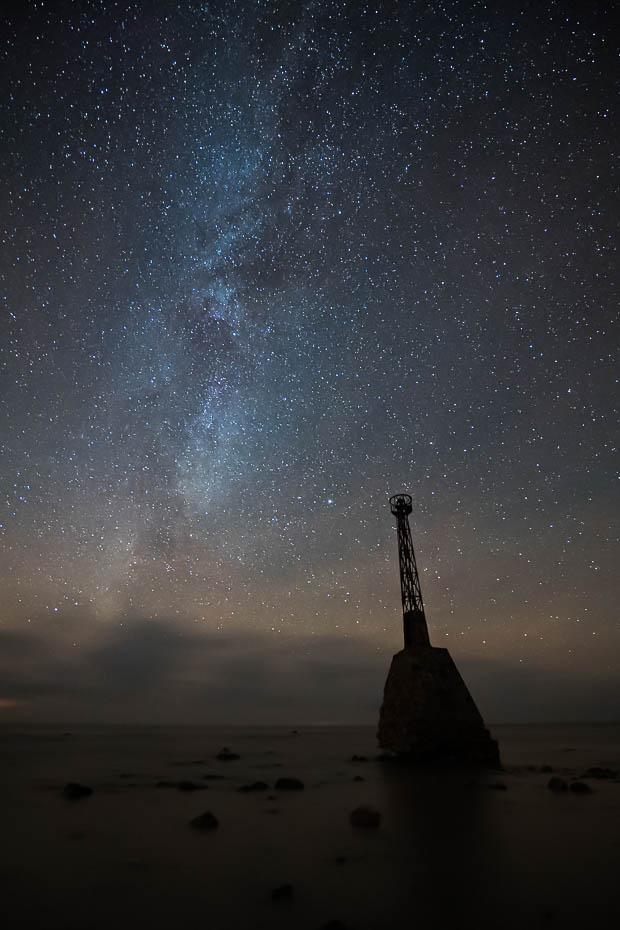 Kurmraga lighthouse