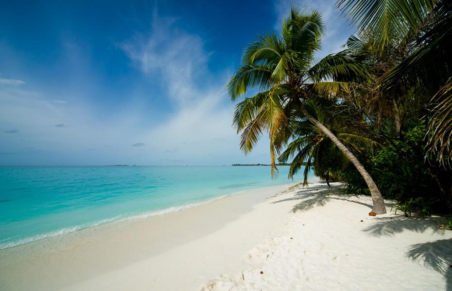 beach swimming vacation best maldives