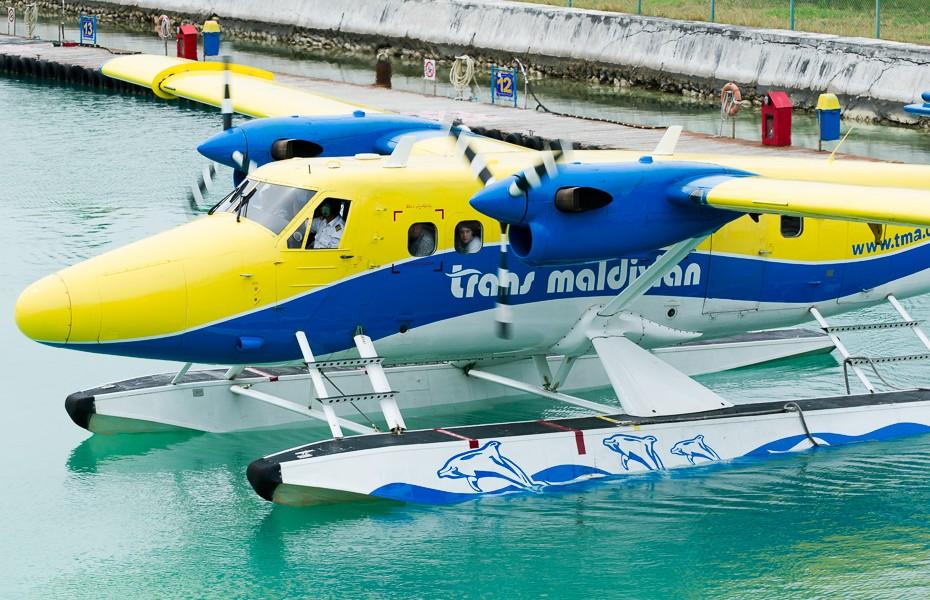 hydroplane maldives male transmaldivian vacation