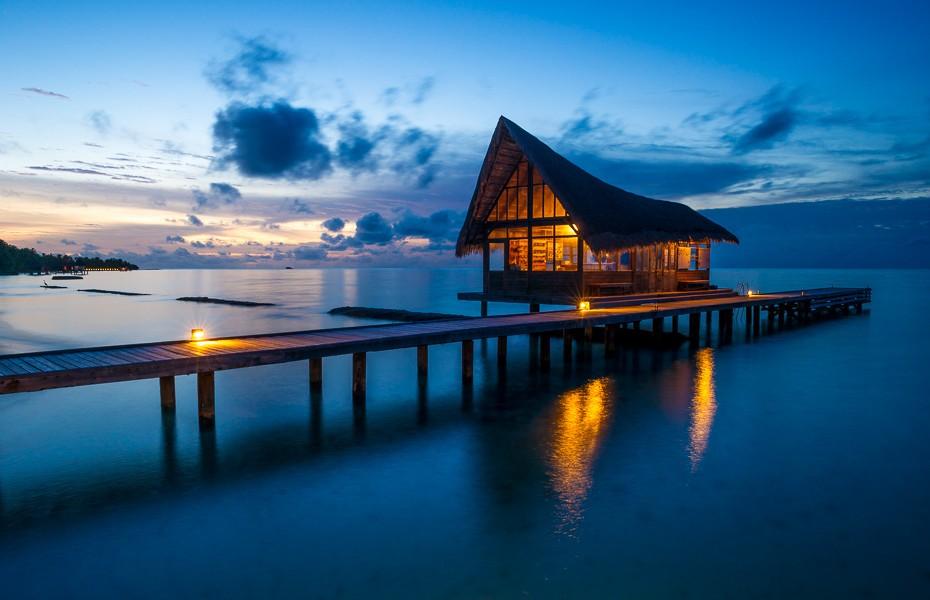 maldives kuramathi diving island
