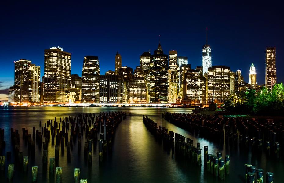 new york city manhattan brooklyn wall street usa america