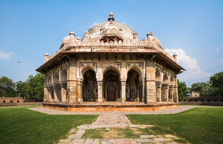 tomb humauyn delhi india