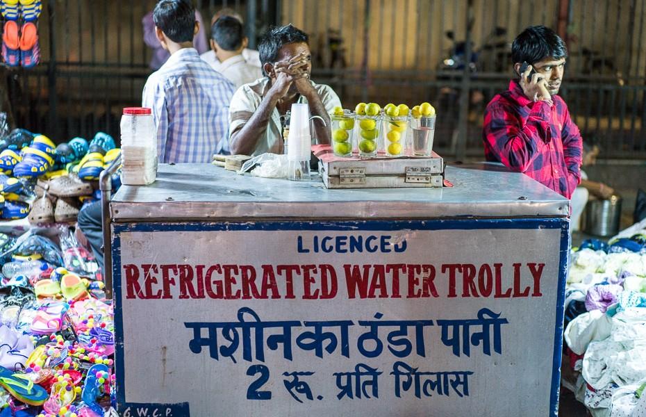 water vendor india