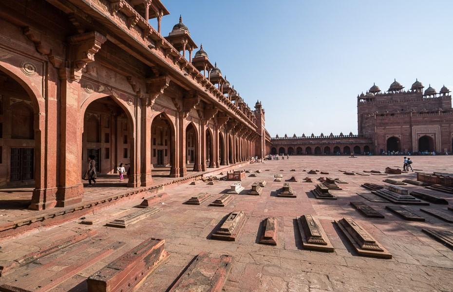 agra mosque india
