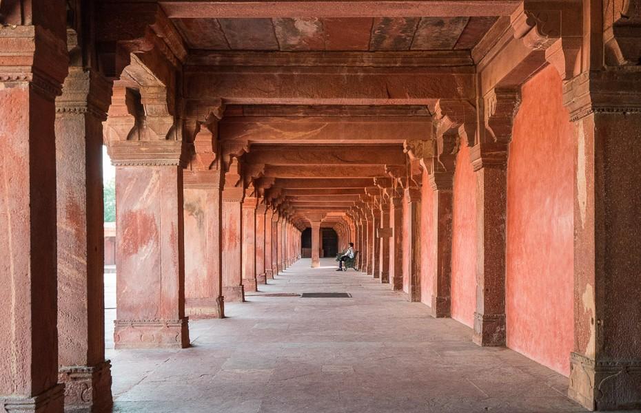 architecture unesco heritage fatehpur sikri