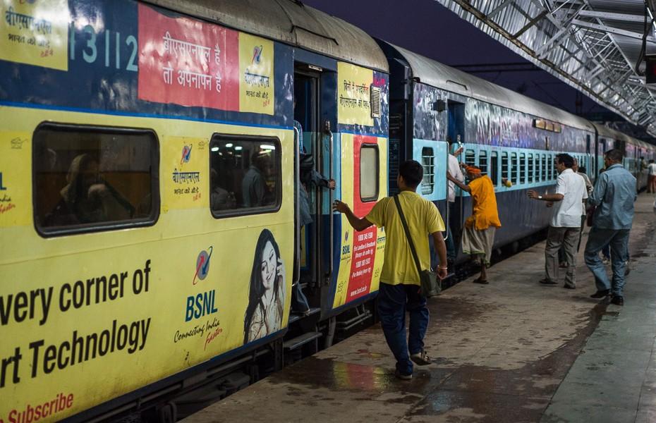 punjabi mail train india
