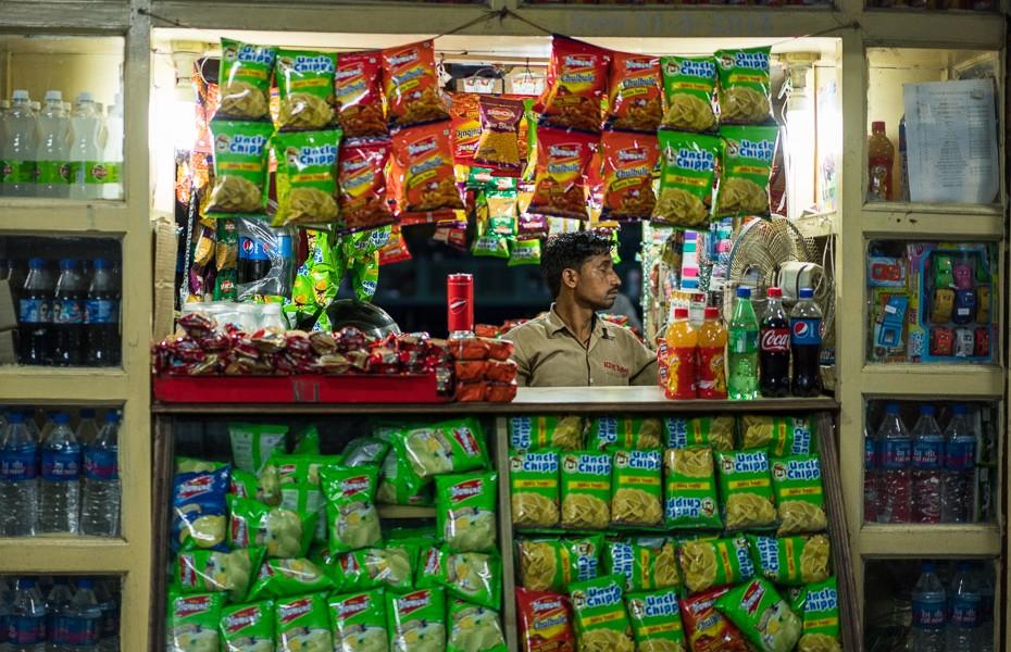 snacks india agra railway station