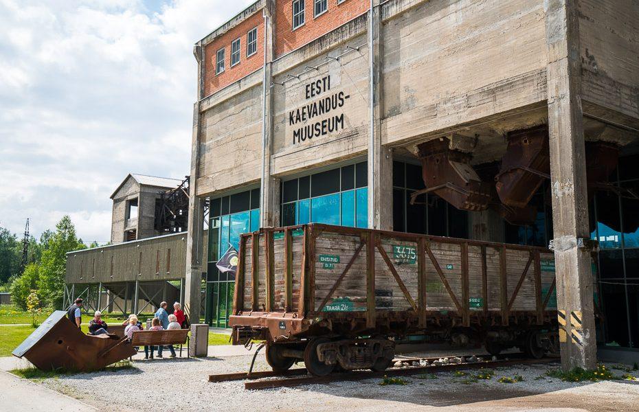 eesti kaevandusmuuseum mining museum
