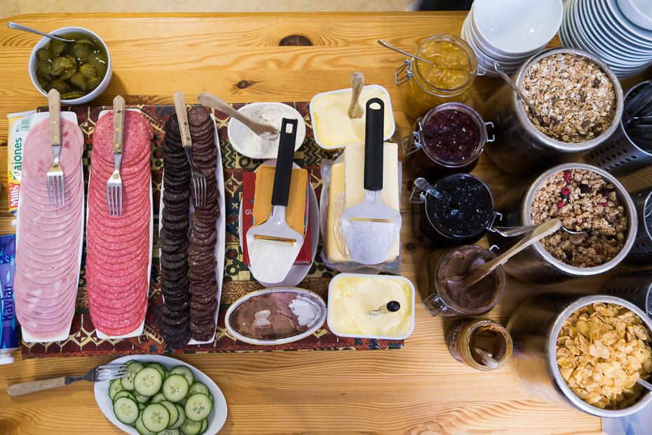 бюджетное проживание на Шпицбергене с завтраком