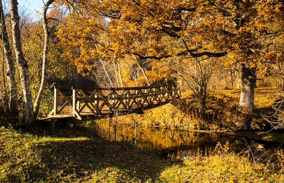 25 most beautiful autumn destinations in Latvia